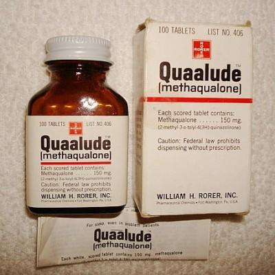 Metakvalon (quaalude) 300